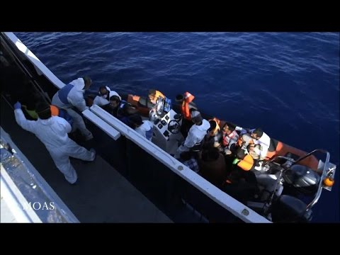 Italy confirms end of boat migrant rescue operation