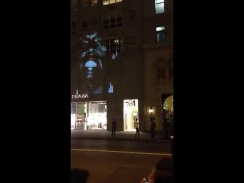 Kanye West - New Slaves [5th Ave. NYC]
