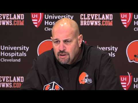 Mike Pettine on facing the 1-3 Titans on the road coming off the bye
