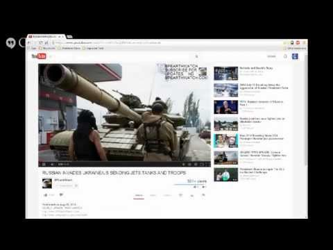 The Watchman News 8/28/2014 Russia North Korea FBI Police Military Hardware