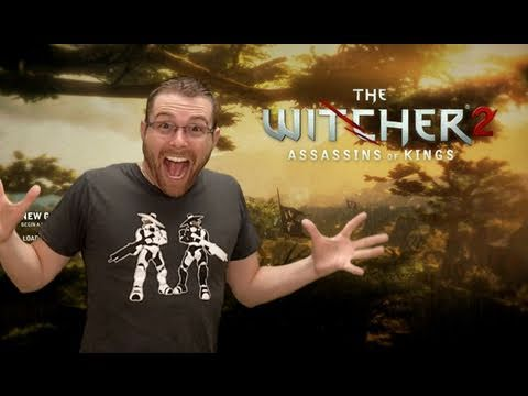 The Witcher 2 Review - ZGR
