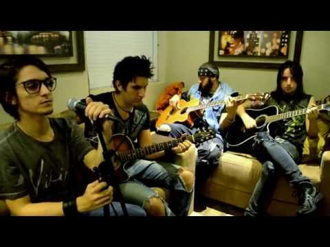 Eutenia - Dear God (Avenged Sevenfold Acoustic Cover)