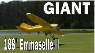 """190"""" Emmaselle 2 - Maiden and Early Flights"""