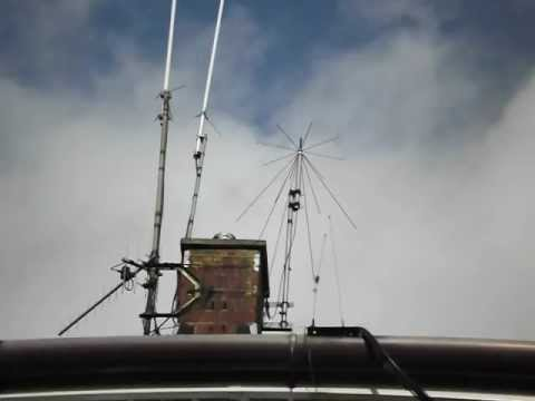 Wind in The Antennas