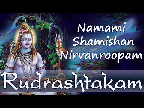 Shri Rudrashtakam | Namami Shamishan | Shiva Stotra