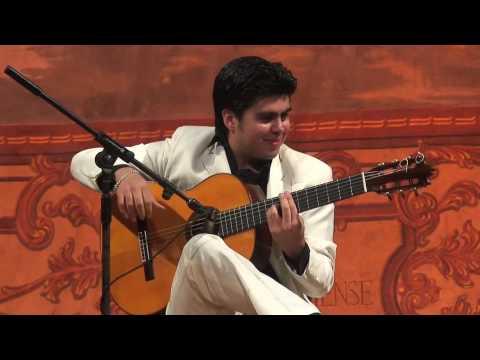 Alegrias de Daniel Pimentel en vivo Teatro Degollado guitarra flamenco