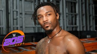 "Isaiah ""Swerve"" Scott isn't surprised by Drew Gulak's actions: 205 Live Exclusive, July 23, 2019"