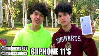 Free Iphone 11 Giveaway (Exclusive) ft Stokes Twins