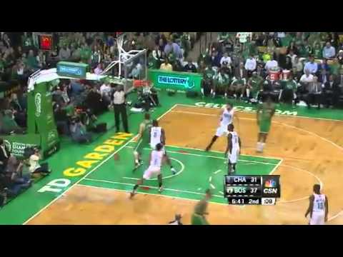 Boston Celtics vs. Charlotte Bobcats (Full Recap) March 16, 2013