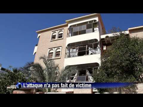 Libye: explosion devant l'ambassade du Maroc à Tripoli