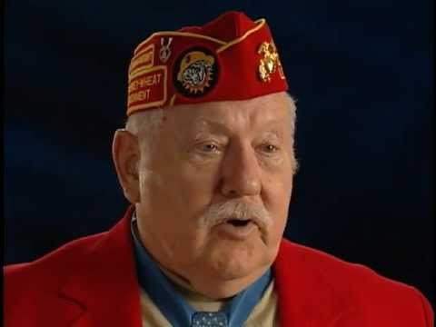 Jack Lucas Medal of Honor WWII