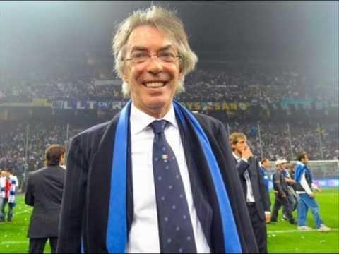 Imitazione Parodia Massimo Moratti e Ranieri - Derby Milan Inter 0-1 e cuoco Gasperini