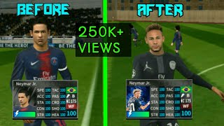 How to import real Neymar face in Dream League Soccer 2019