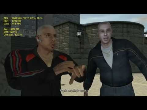 gta 4- epsodes from Liberty City= gtx 660ti