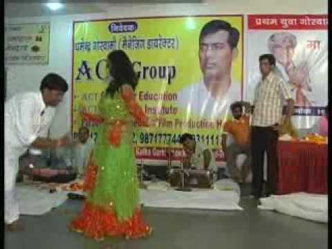 Comedy Dance Ashok Chautala.wmv video