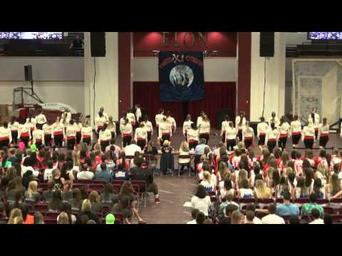 Greek Week Dance 2013: Alpha Xi Delta