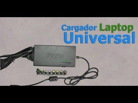 Cargador Laptop Universal