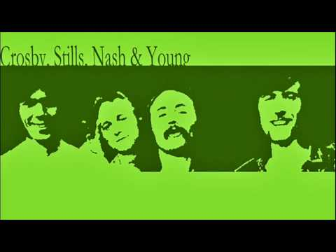 Crosby, Stills, Nash & Young - Triad