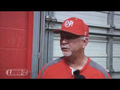 2013 Lobo Baseball | Coach Ray Birmingham: Post-UNLV Press Conference