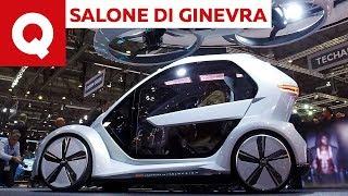 Ouça PopUp Next: l'auto che vola di Audi Airbus e Italdesign al Salone di Ginevra 2018 Qauttroruote