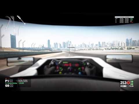 Project CARS Gameplay #16 Formula 1 onboard Dubai