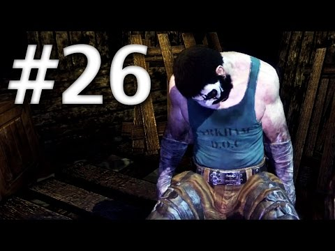 Road To Arkham Knight - Batman Arkham City - Walkthrough - Part 26 - Scarecrows Secret Lair