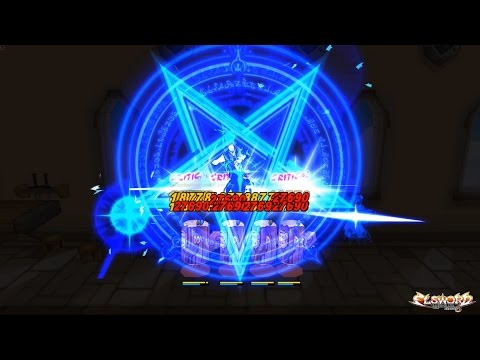 [Elsword]Noblesse Combo and skill solo