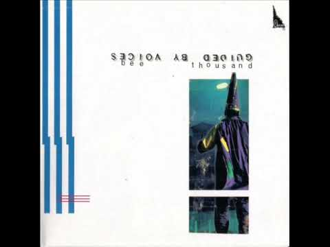 Guided By Voices - The Goldheart Mountaintop