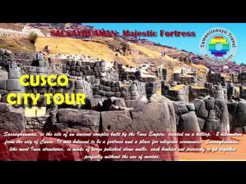 TAWANTINSUYO TRAVEL cusco city tour