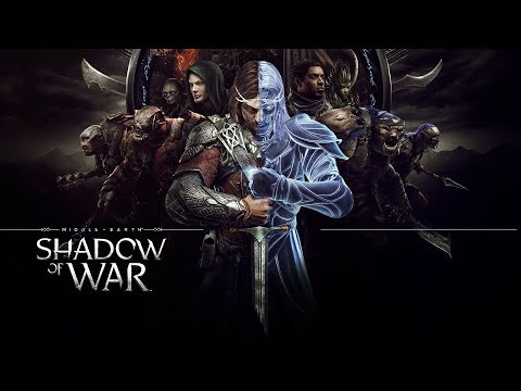 Прохождение SHADOW OF WAR: #1 - ОСАДА!