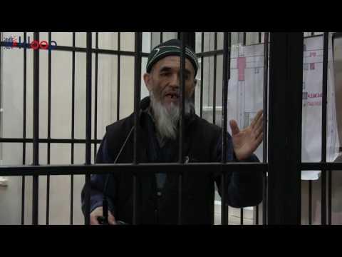 Последнее слово Азимжана Аскарова в Чуйском областном суде