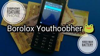 Symphony L300 | Big Battery Feature phone | Symphony Mobile | 4000 mah Battery