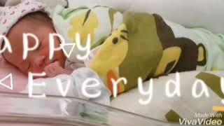 Mừng dầy tháng bé minh khuê ( be kem)😙😙