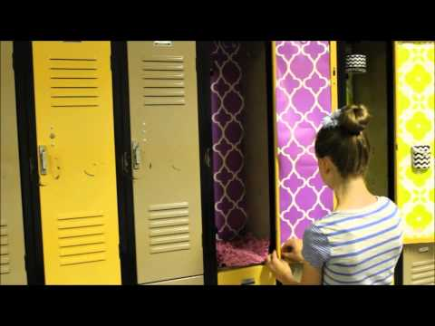 Bling your Locker with LLZ by Locker Lookz