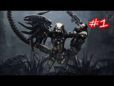 [Let's play] Alien VS Predator 3 épisode 1 : L'évasion FR HD