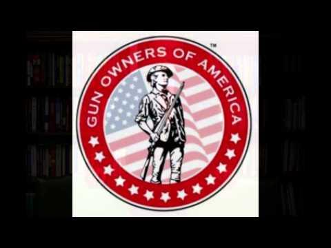 Ed Peruta on Gun Owners of America Radio with Larry Pratt