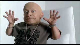 World of Wracraft: Verne Troyer (Mini-Me) Commercial