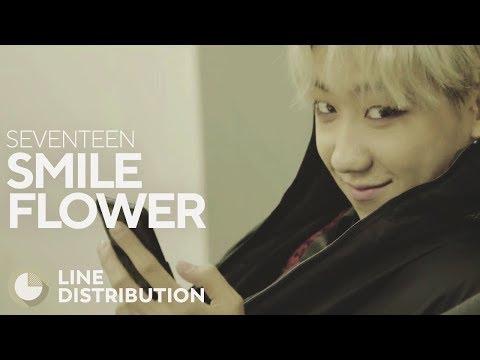 SEVENTEEN - Smile Flower (Line Distribution)