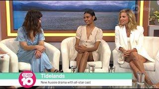 Elsa Pataky, Madeleine Madden & Charlotte Best Dish On New Aussie Drama 'Tidelands' | Studio 10