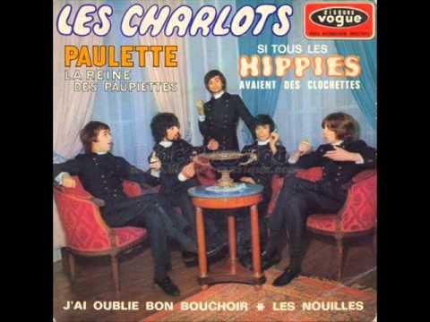 LES CHARLOTS - JE CHANTE EN ATTENDANT QUE CA SECHE