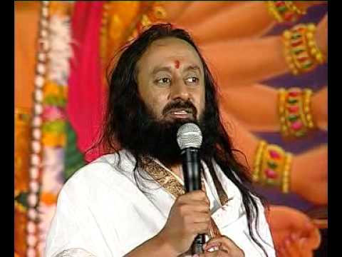 Sri Sri Ravi Shankarji answers a question  eating non veg food...