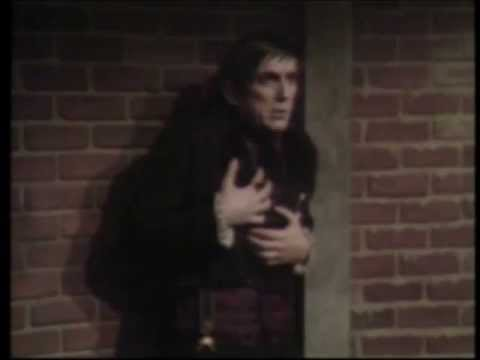 Jonathan Frid Is the Immortal Barnabas Collins
