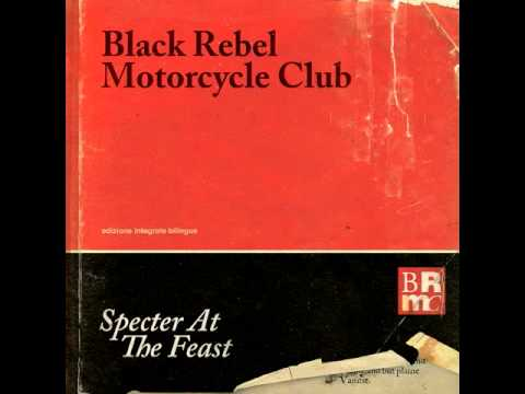 Black Rebel Motorcycle Club - Lullaby
