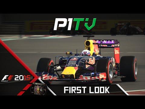 F1 2015 | First Look - Erwartungen erfüllt? | Lets Test F1 2015 [TX F1] [PC] [60FPS]