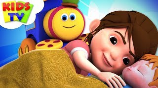 Good Night Sweet Dreams | Bob The Train Cartoons | Kids Songs by Kids Tv