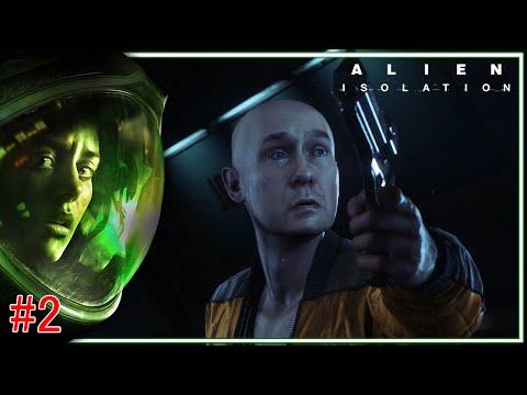 ALIEN ISOLATION #2   Axel   PS4 1080p/HD