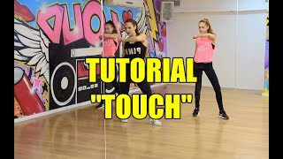 Download Lagu Little Mix - Touch TUTORIAL Choreography by: Shaked David Gratis STAFABAND