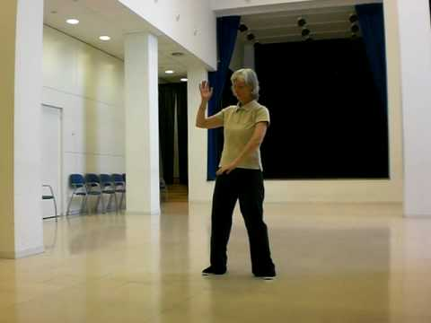 Shibashi Tai chi Qigong 18 movements