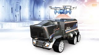 Silverlit Drone Mission - The auto following technology