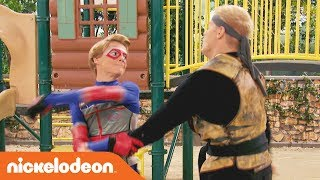 Jace Norman's Top 5 Action Scenes as Kid Danger! 📽️  | Henry Danger | Nick